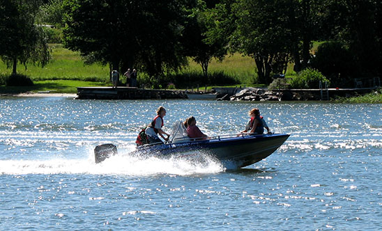 Boat insurance makes it easier to have worry-free fun in the sun and water