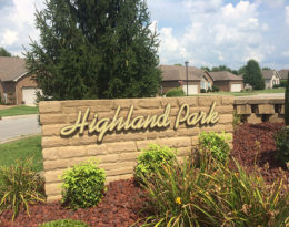 18 Lots In Highland Park Subdivision