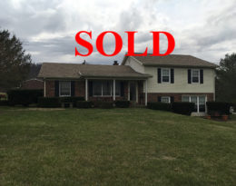 SOLD – Home and 56 Acres M/L. On US 68