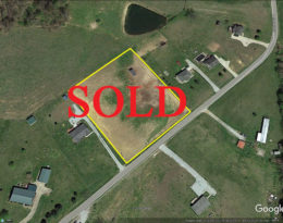 Sold – Building Lot On Barbers Mill Road