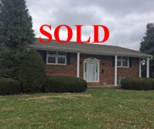 Sold – Brick Bi-Level Home On A Large Corner Lot