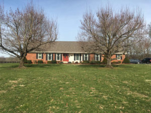 Outstanding Brick Ranch With 7.9 Acres