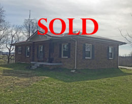 Sold – Brick Home On Danville Hwy.