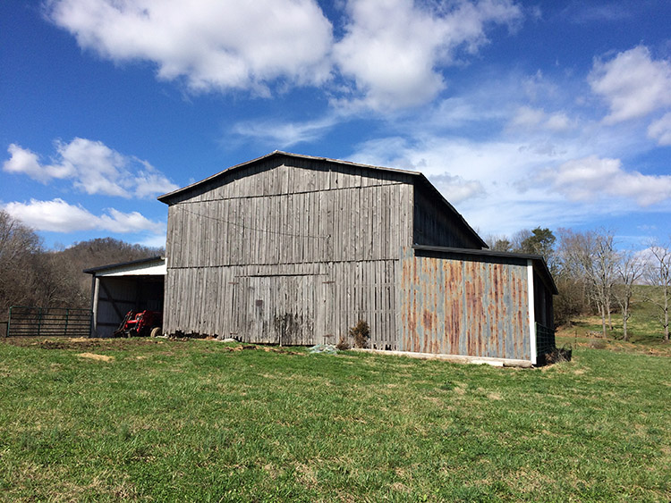 Tobacco Barn Homes And Land For Sale In Lebanon Ky And Marion