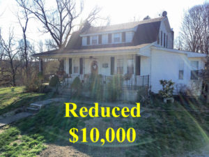 Reduced – House – Garage – Barn & 7 Acres M/L. Raywick KY.
