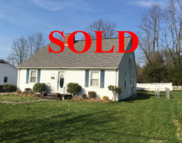 Sold – 4 Bedroom 1 1/2 Bath on St. Rose Road Lebanon