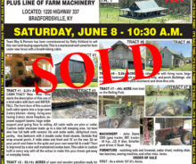 SOLD – Cabin And 107 Acres In Tracts