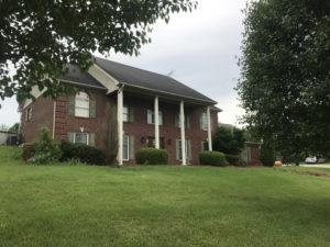 2-Story Brick Home On Springfield Hwy.