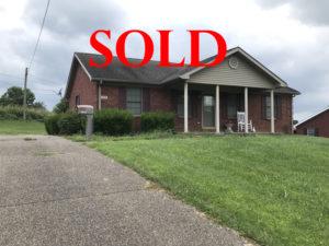 Sold – 3 Bedroom Brick Ranch Home
