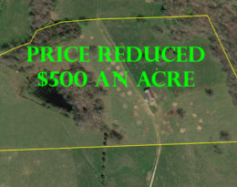 Price Reduced $500 An Acre – 20 Acres On Riley Gravel Switch Road