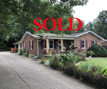 SOLD – Totally Renovated With Open Floor Plan
