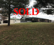 Sold – Nice Brick Home 10 Acres With Sucluded Setting