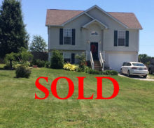 Sold – Bi-Level Home Located On Hourigan Lane