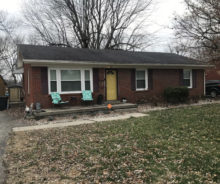 3 Bedroom 1 Bath Brick Ranch
