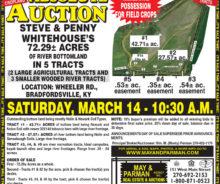 Coming Auction – 75 Acres M/L. Bradfordsville KY.
