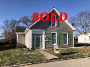 Sold – 4 Bedroom,  1.5 Bath –  Under $70,000
