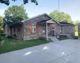 Home, Garage  3 Acres – St. Marys