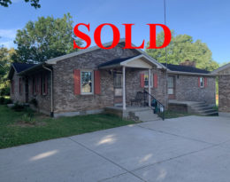 Sold – Home, Garage  1.5 Acres – St. Marys