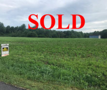 Sold – .85 Acre Lot Located On Finley Ridge Road