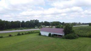 Two-story Brick Home Almost 4 acres Located On The Edge Of The City Limits