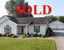 Sold – Super Nice Ranch Home In St. Mary's KY