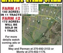Coming Auctions – 2 Farms In Washington County