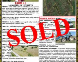 Sold – 2 Farms In Washington County