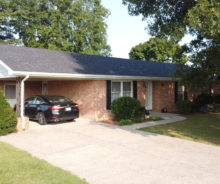 Nice Brick Ranch Priced Under $140,000
