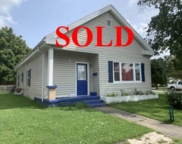 SOLD – 3 Bedroom Home Priced Under $60,000