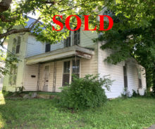 SOLD – Located 124 E. Main Street