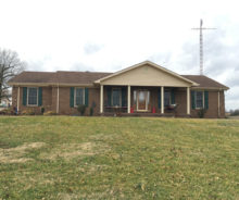 Brick Ranch Home On 7.9 Acres – 30 x 40 Shop, Barn And A Pond