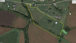 Sold – 19.08 Acres M/L. on St. Mary's Road