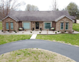 Home Near City Lake In Campbellsville