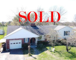 Sold – Brick And Vinyl Home Located On Spalding Ave.