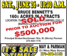 SOLD – Prior To Auction