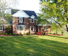 Updated Brick Home On 3 Acres – Country View Drive