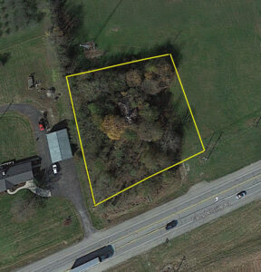 Reduced – 1.18 Acres Commercial Lot