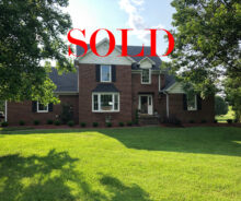 Sold – Updated Brick Home On 3 Acres – Country View Drive