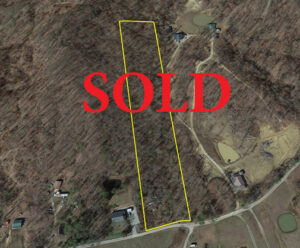 Sold – 5 Acre Wooded Tract In New Hope KY.