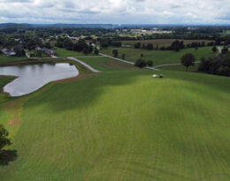 35.58 Acres With 5 Acre Lake