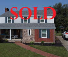 Sold – Sharp 4 Bedroom 3 Bath Home In Springfield KY.