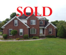 Sold – 1.5 Story Brick Home On Westside Drive