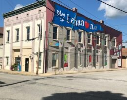 Commercial Building Downtown Lebanon KY.